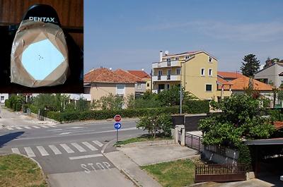 Inga Šprljan Predovan, Zadar